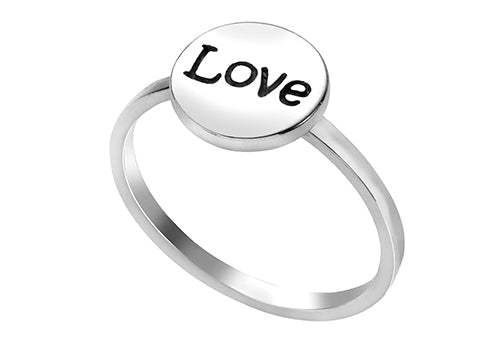 Full Circle Ring - Love