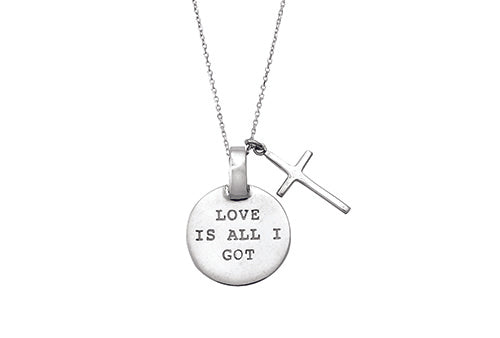 Love Is All I Got Necklace