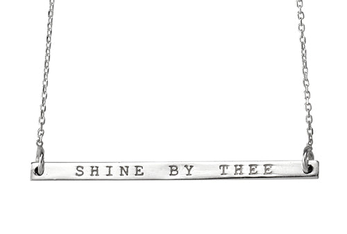 Shine By Thee Necklace