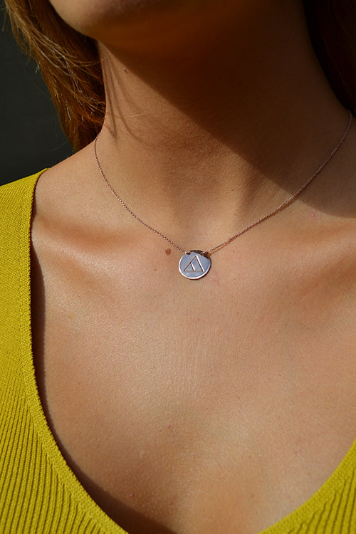 Transform Necklace Rose Gold