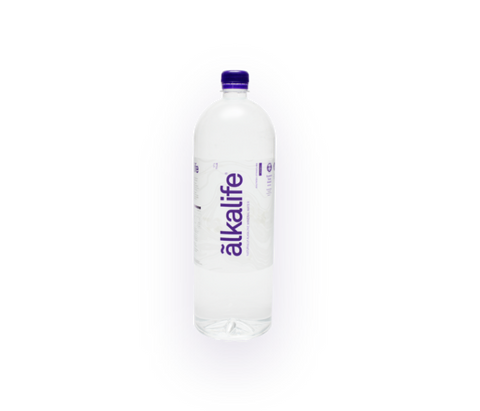 ãlkalife Natural Alkaline Water 1.5L Bottle x 9
