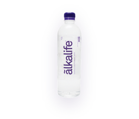 ãlkalife Natural Alkaline Water 600mL Bottle x 24
