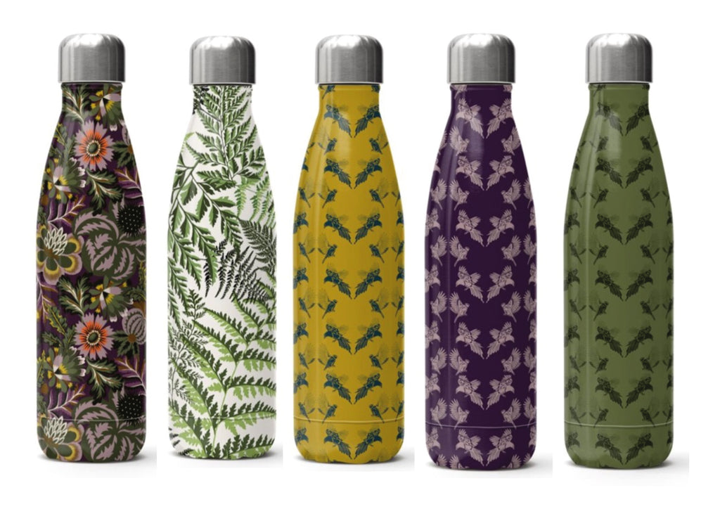 Printed Stainless Steel Water Bottle