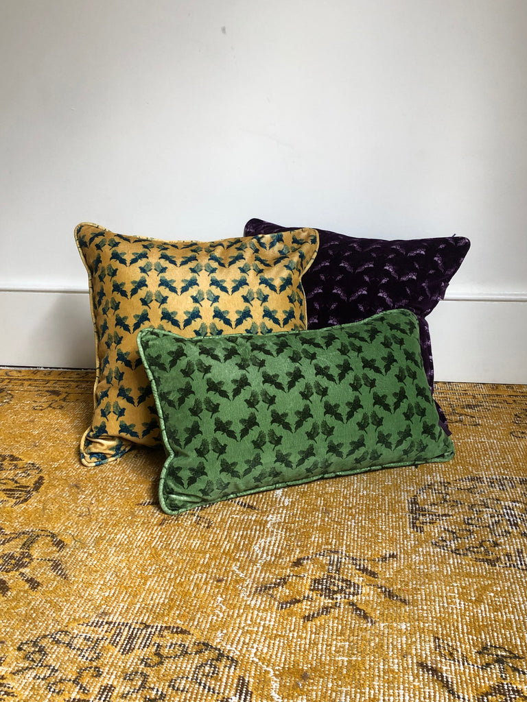 Little Bird Piped Cushions