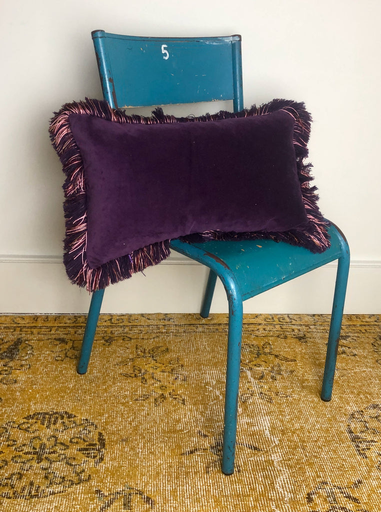 Clearance 30x50 Fringe Cushion Covers