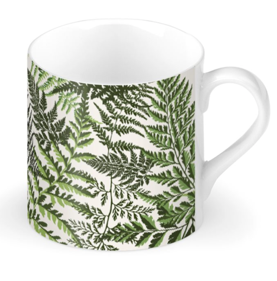 Printed Large China Mugs