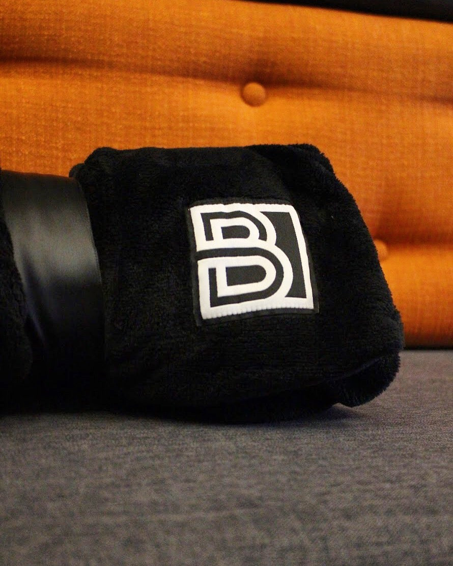 The Darth B. - Bomfy Blanket - The blanket with a foot pocket