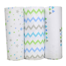 Bamboo Bubble Wrap (Pack of 3) - Blue