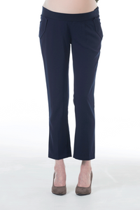 Clemence Straight Maternity Pants