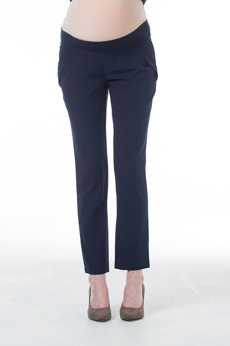 Clemencia Slim Work Pants