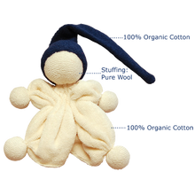Organic Cotton Cozy (15cm)