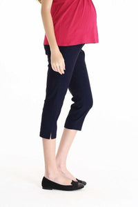 Slim Skinny Super Stretch Capri