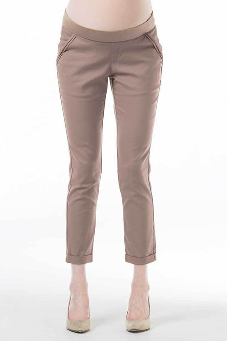 Cinda Slim Straight Pants