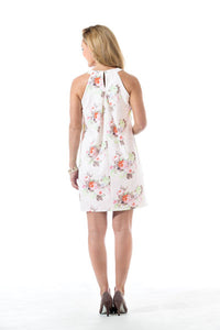 Floral Bella Pleated Dress