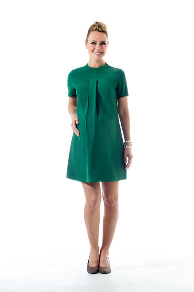 Carla High Neck Dress
