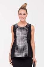 Betty Checkered Top