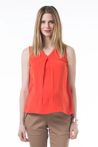 Christiana Back Bow Top