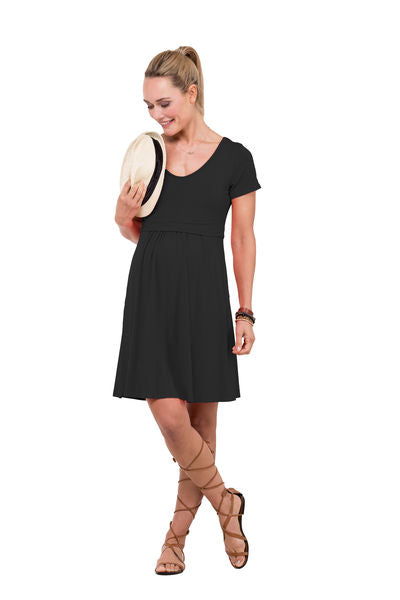 Betsy Empire Dress