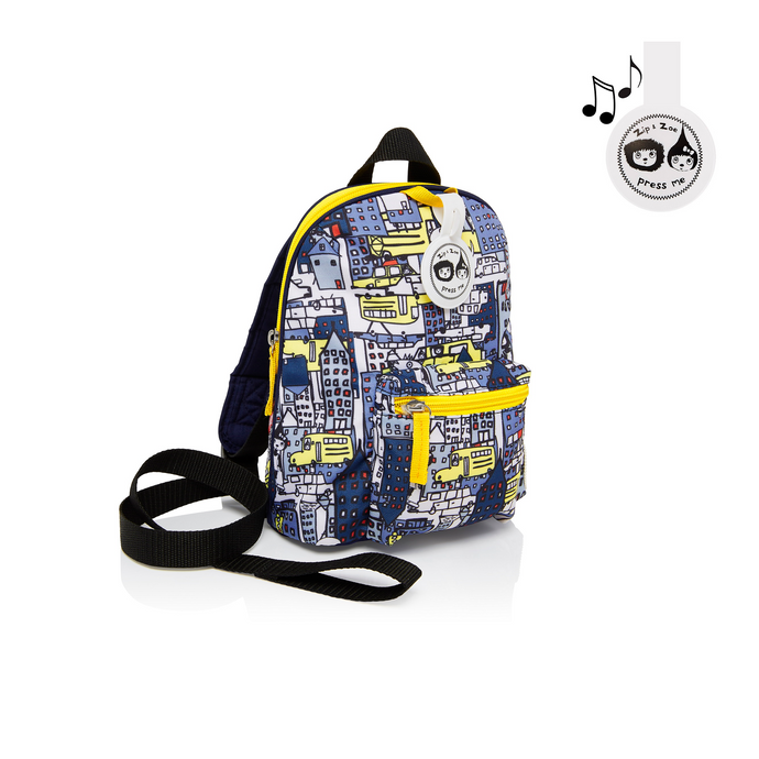 For Him - Backpack with Harness Age 1-4