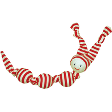 Organic Cotton Rattle Sneeky (30cm)