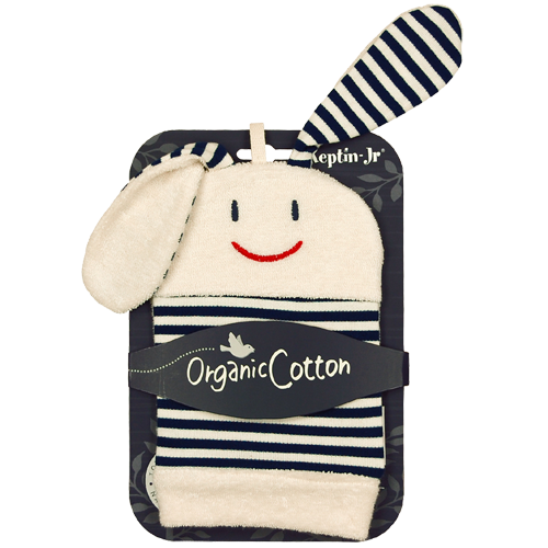 Organic Cotton Washing Glove Doggo (18cm)