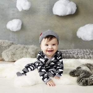 Star-Struck Footie & Hat Set