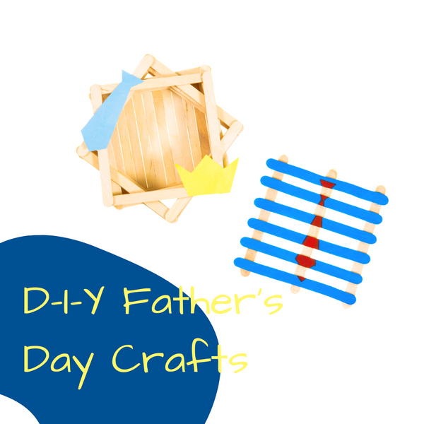 4 Simple D-I-Y Father's Day Gifts