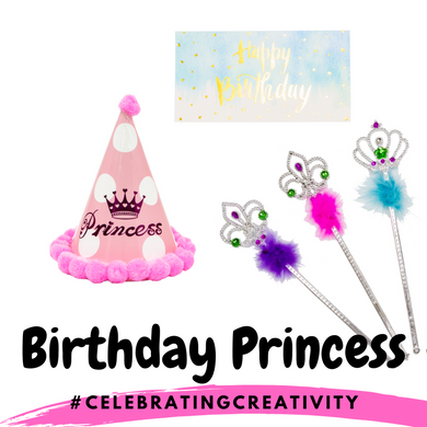 Birthday Princess Mini Pack
