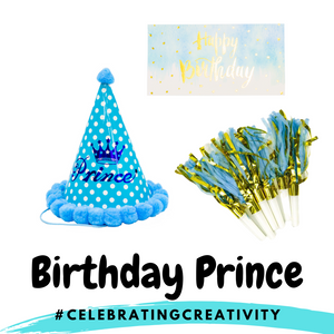 Birthday Prince Mini Pack