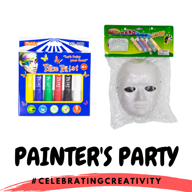Painter's Party