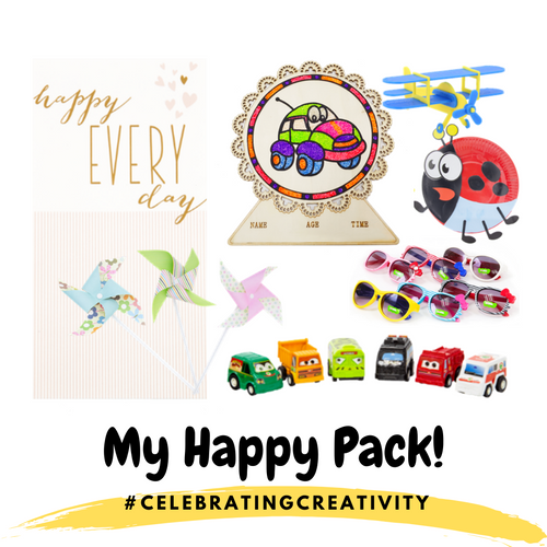 Happy Pack - My Happy Pack!