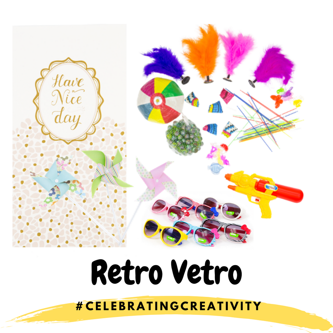 Happy Pack - Retro Vetro
