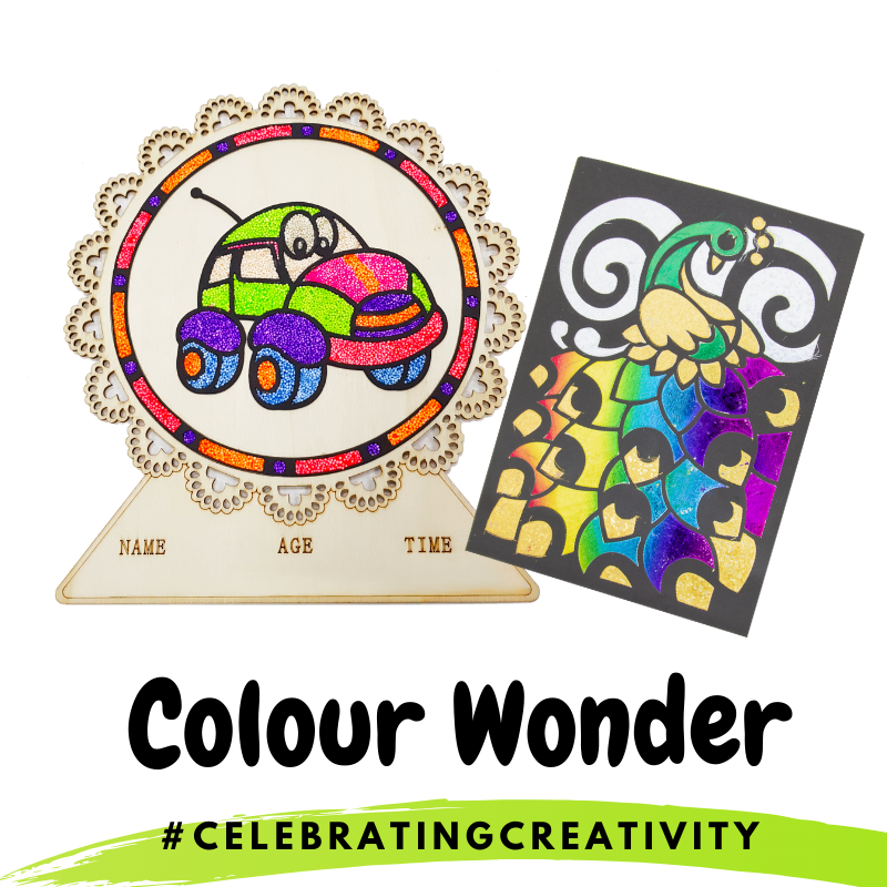 Colour Wonder!