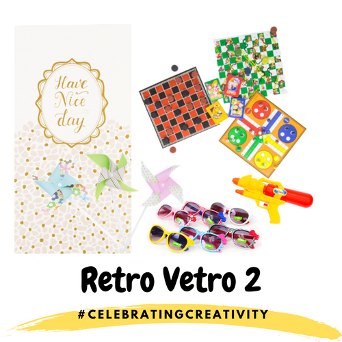 Happy Pack - Retro Vetro 2