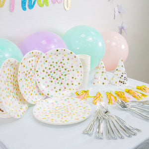 Pastel Pixies Themed Birthday Party Decoration Set Up (DIY)