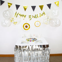Classy Glitz Themed Birthday Party Decoration Set Up (DIY)