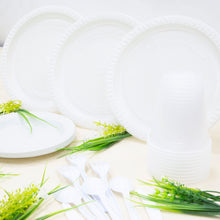 EcoParty (Eco-Friendly/Biodegradable Party Supplies Set)