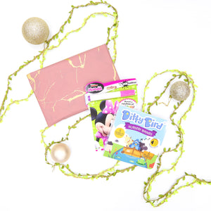 GIFT EDITION -  DITTY BIRD & INKREDIBLES! MESS FREE DOODLING KIT BUNDLE! (PRE-WRAPPED)