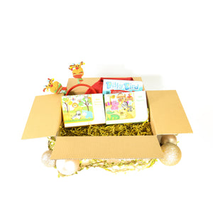 CHRISTMAS THEMED GIFT BOX - ALL YOU WANT FOR CHRISTMAS!