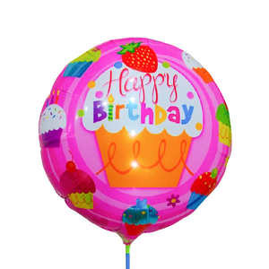 "18"" Foil Balloons (With Helium)"