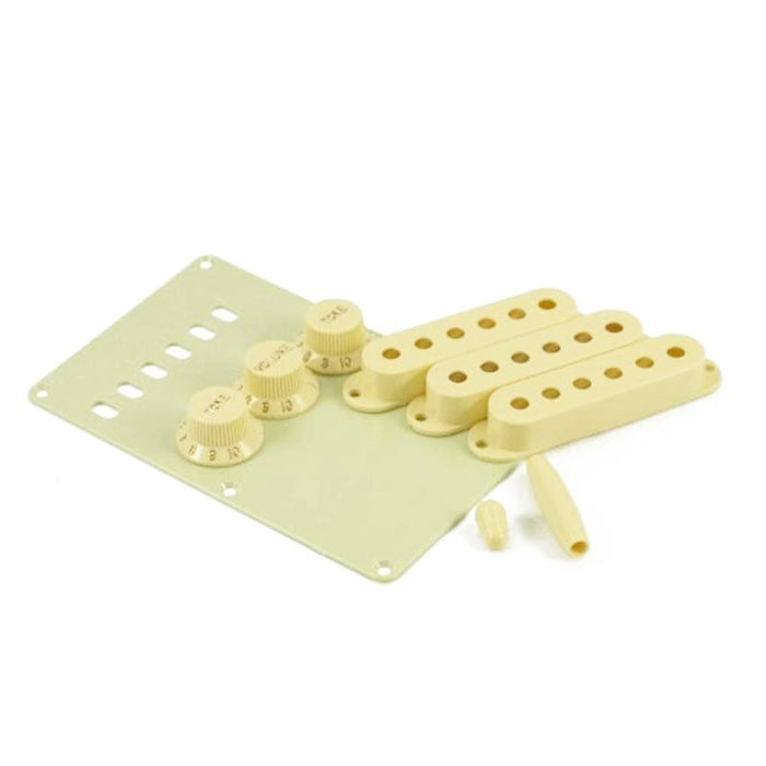 Fender Aged White Accessory KIt For Stratocaster 0991368000
