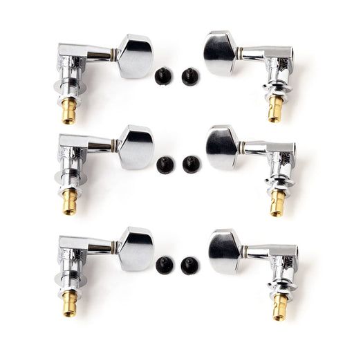 PRS S2 Locking Tuners Set of Six Chrome 101660:C:003