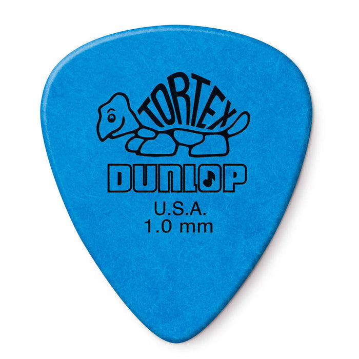 Dunlop 418 Tortex Standard Guitar Picks Orange 1.0mm 36-Pack