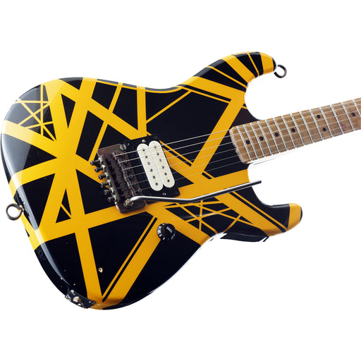 EVH Limited Edition '79 Van Halen II Bumblebee Electric Guitar