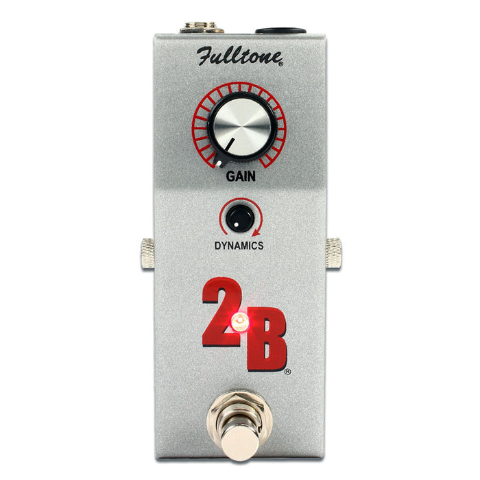 Fulltone 2B Clean Boost Pedal with Germanium Limiter