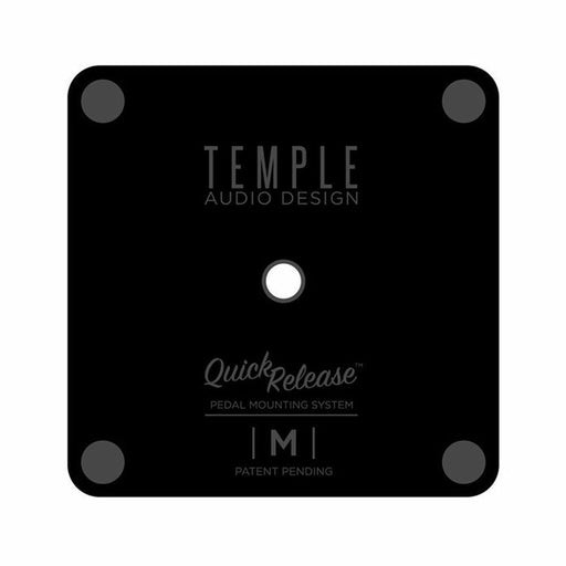 "Temple Audio Design Medium Pedal Plate (2.23"" x 2.23"")"