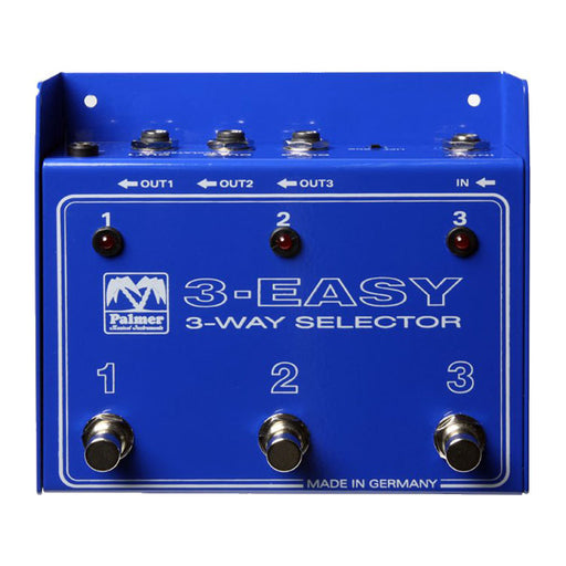 Palmer Audio Tools 3 Easy - 3 Output Easy Amp Selector