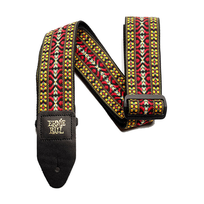 Ernie Ball California Weave Jacquard Strap 4092