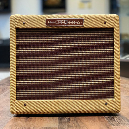 Victoria 518 Tweed Amp 5 Watts 5F1 Circuit