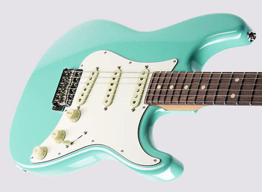 Suhr Scott Henderson Signature SSS Classic Electric Guitar - Surf Green